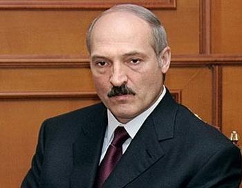Александр  Лукашенко. Фото с сайта kievstreet.net