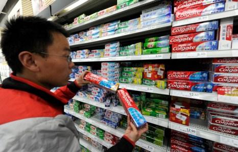 Триклозан можно найти везде, где ценится его антибактериальное свойство. Фото: LIU JIN/AFP/Getty Images)