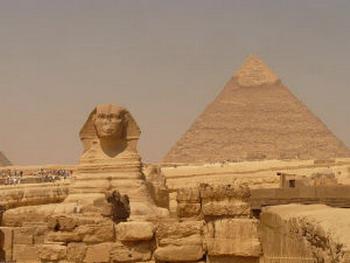 Тайна  пирамид. Фото с сайта lagrandeepoque.com