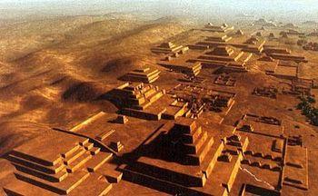 Спутник обнаружил семнадцать неизвестных пирамид в Египте. Фото с clubs.ya.ru