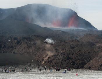 Вулканы в Исландии. Фото: AFP/Getty Images