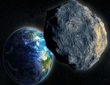 Снова к Земле несётся астероид! Фото:images.yandex.ru