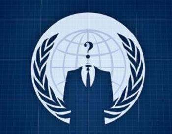 Логотип хакеров-активистов Anonymous. Эпоха внутренней войны среди хакеров, известная в 1990-1992 гг. возвращается (Anonymous Operations)