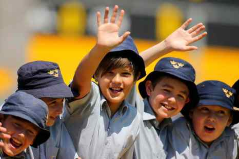 Современные дети менее спортивны, чем их сверстники 10, 20, 30 лет назад. Фото: Paul Kane/Getty Images