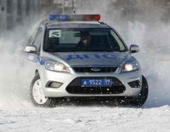 В Астрахани перевернулась автоцистерна с газом. Фото: mvd.ru