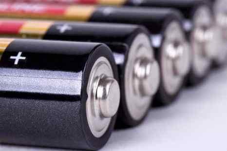 Батарейки. Фото: Shutterstock*