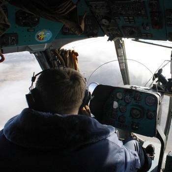Кабина пилота. Фото РИА Новости