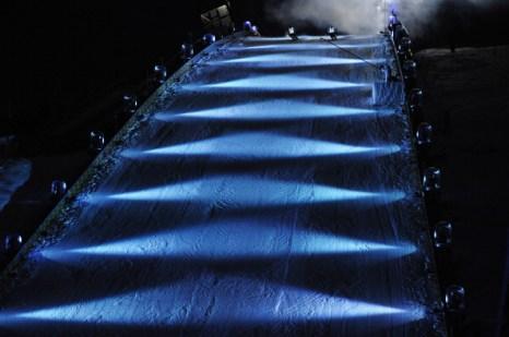 Церемония открытия чемпионата мира по горным лыжам в Германии.  Фоторепортаж. Фото: Clive Mason/Getty Images