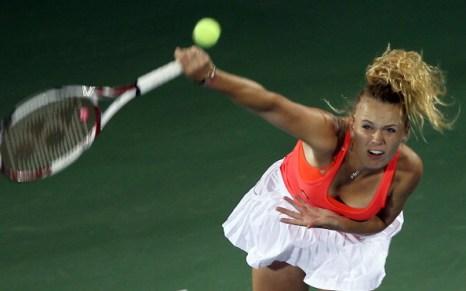 Каролин Возняцки вернула себе титул первой ракетки мира. Фото: Michael Regan/Getty Images