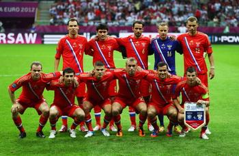 Сборная России по футболу приобретёт нового тренера. Фото:  Michael Steele/Getty Images