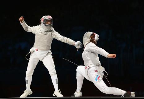 Фоторепортаж о финальном турнире Софьи  Великой с Чиен Ким. Фото: Hannah Johnston/Getty Images