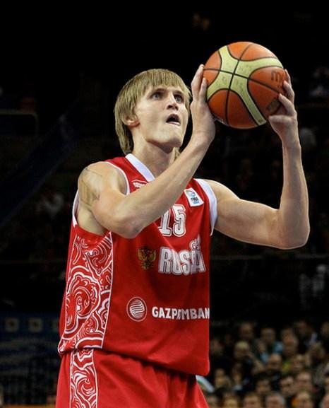 Андрей Кириленко официально вернулся в НБА. Фото с сайта flickr.com