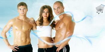 Спортивное питание. Фото: skyfitness.ru