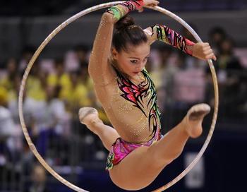 Вице-чемпионка мира-2009 года Дарья Кондакова.  Фото: KAZUHIRO NOGI/AFP/Getty Images