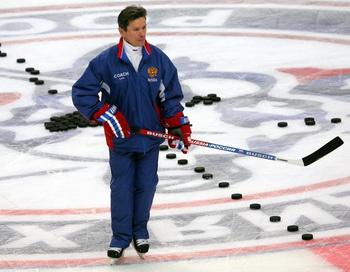 Вячеслав Быков. Фото: Sergei SHAKHIDJANIAN/AFP/Getty Images