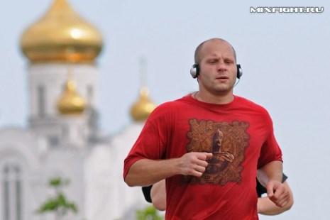 Федор Емельяненко. Фото с сайта mixfight.ru