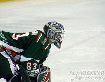 Василий Кошечкин. Фото с сайта allhockey.ru