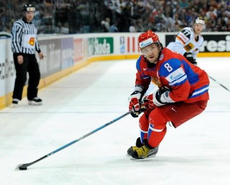 Александр Овечкин. Фото: Thorsten WAGNER/Bongarts/Getty Images