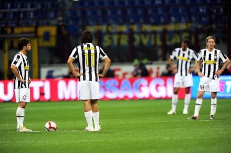 «Интер» -«Ювентус». Фото: Vincenzo PINTO, Massimo CEBRELLI, Giuseppe CACACE /AFP/Getty Images