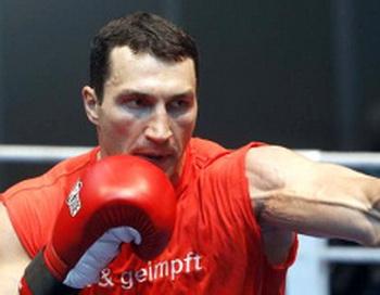Владимир Кличко. Фото с сайта livesport.ru
