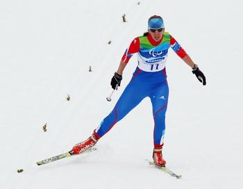 Анна Бурмистрова. Фото: Martin ROSE/Bongarts/Getty Images