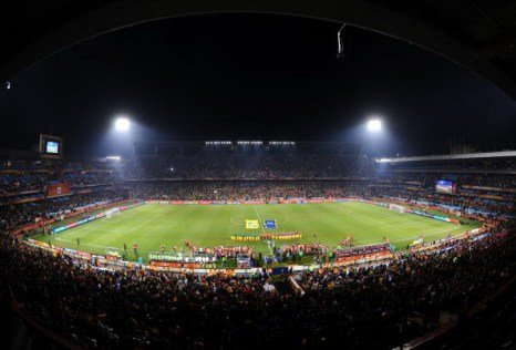 Цване-Претория. Южная Африка: cтадион «Лофтус Версфельд». Фото: Francois-Xavier MARIT/AFP/Getty Images
