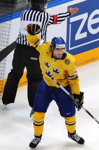 Магнус Пааярви Свенссон (Швеция). Фото: Alexander NEMENOV/Bongarts/Getty Images