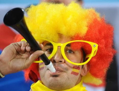 Чилия – Испания. Фото: Stuart FRANKLIN, Philippe DESMAZES, Francois-Xavier MARIT, Hoang DINH NAM/AFP/Getty Images
