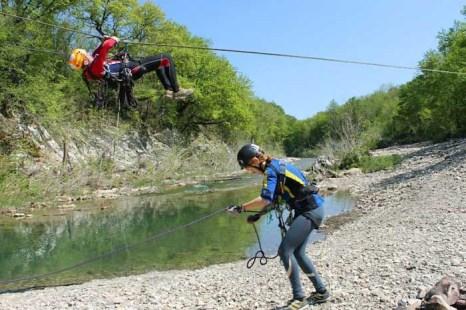 Соревнования по спортивному туризму. Фото предоставлены федерацией спортивного туризма
