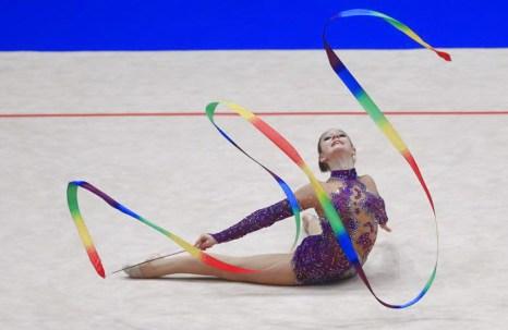 Саса Билич из Словении на Чемпионате Европы в командном зачёте. Фото: ALEXANDER KLEIN/AFP/Getty Images