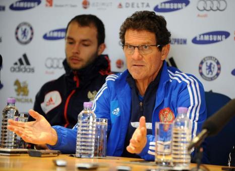 Тренировка команд и пресс-конференция прошла перед матчем Бразилии и России. Фото: Tony Marshall/Getty Images