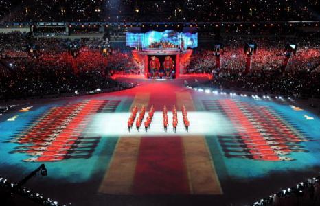 В Ванкувере прошла церемония закрытия зимней Олимпиады-2010. Фото:  Streeter Lecka/Getty Images