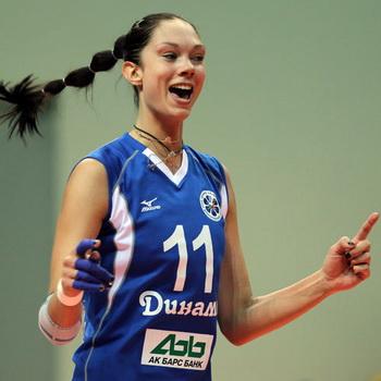 Екатерина Гамова. Фото РИА Новости