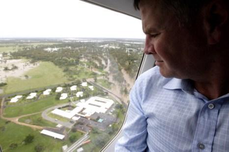 Наводнение в Австралии. Фоторепортаж из города Мори. Фоторепортаж. Фото: Brad Hunter-Pool/Getty Images