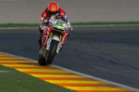 Фоторепортаж с MotoGP. Тестовые соревнования прошли на треке  Ricardo Tormo Circuit в Валенсии. Штефан Брадл  (Stefan Bradl). Фото: Mirco Lazzari gp/Getty Images