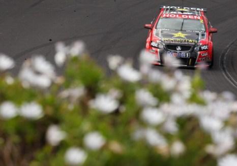 Авторалли Bathurst 1000 серии 10  V8 Supercar выиграл Гарт Тандер. Фото: Matt Blyth/ Robert Cianflone/Getty Images