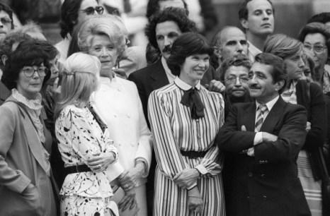 Скончалась Даниель Миттеран – бывшая первая леди Франции. Фото: Robert DOISNEAU /JEAN MEUNIER/AFP/Getty Images