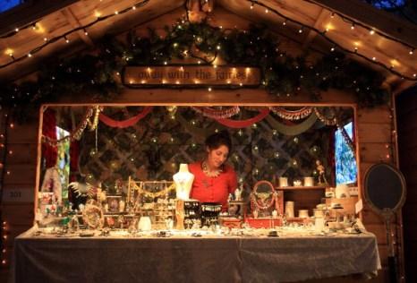 Рождественские огни на ярмарках в Великобритании. Фото: Matt Cardy/Mitchell/Getty Images