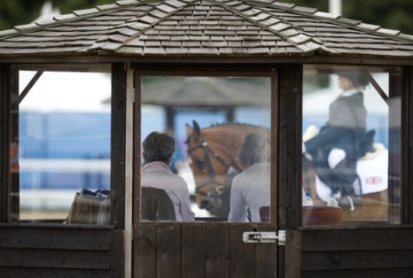 Фоторепортаж  с тестовых скачек в лондонском Гринвич-парке  Фото: Tom Shaw /Shaun Botterill/Getty Images