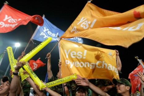 Пхенчхан  назван столицей зимних Олимпийских игр-2018. Фото:  Chung Sung-Jun/Getty Images
