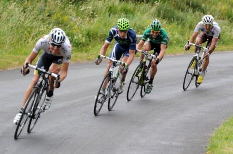 Руи да Кошта  выиграл восьмой этап велогонки Tour de France. Фоторепортаж с трассы. Фото: PASCAL PAVANI/AFP/Getty Images
