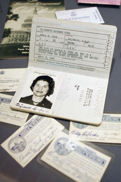 Фоторепортаж с мероприятий памяти бывшей первой леди США Бетти Форд. Фото: Bill Pugliano/Getty Images