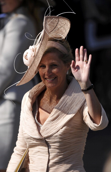 На  свадьбе Зары Филиппс собралась вся королевская семья. Фото: Chris Jackson PT /Jeff J Mitchell/Getty Images