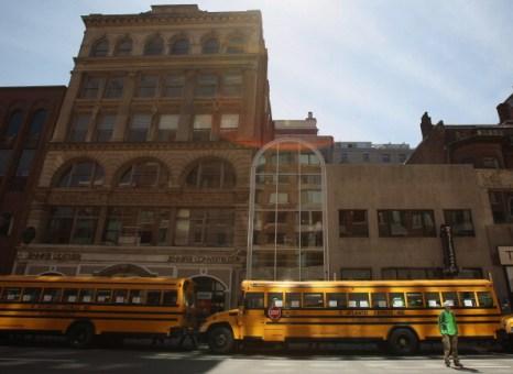Марафон в Бостоне. Фото: Elsa/Getty Images