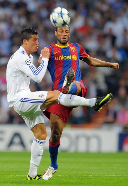 «Барселона» выиграла  у «Реала» со счетом 2:0. Голы забил Месси. Фото: Alex Livesey/Jasper Juinen/Getty Images