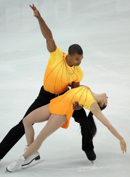 ЧМ-2011 по фигурному катанию. Короткая программа спортивных пар