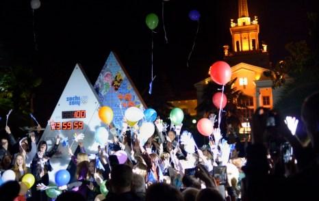 До начала Олимпиады в Сочи осталось 100 дней. Фото: MIKHAIL MORDASOV/AFP/Getty Images