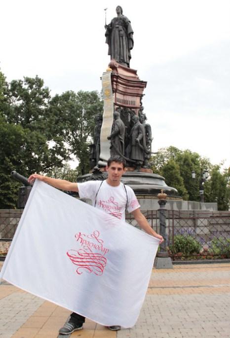 Памятник Екатерине Второй. Фото: Александр Трушников/Великая Эпоха (The Epoch Times)