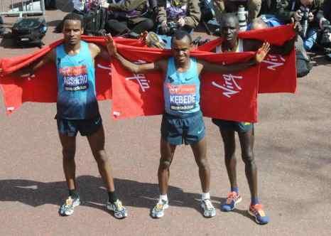 Российскую сборную могут пополнить африканские бегуны. Фото: Stuart C. Wilson/Getty Images