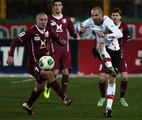 В Казани местный «Рубин» разгромил пермский «Анкар» 2 декабря в рамках чемпионата России по футболу. Фото: Epsilon/Getti Images